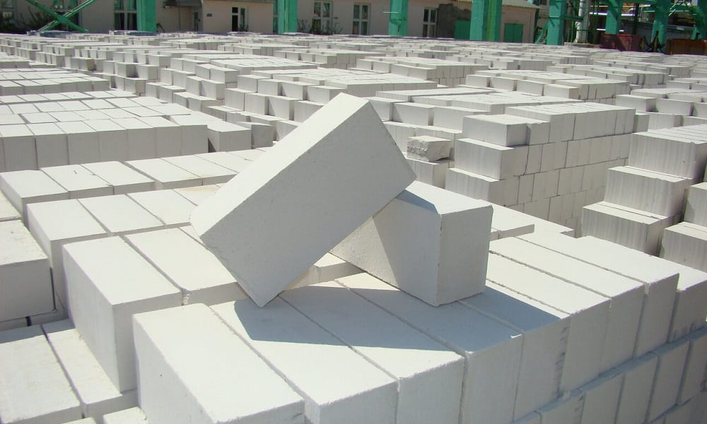 дома из газобетонных блоков